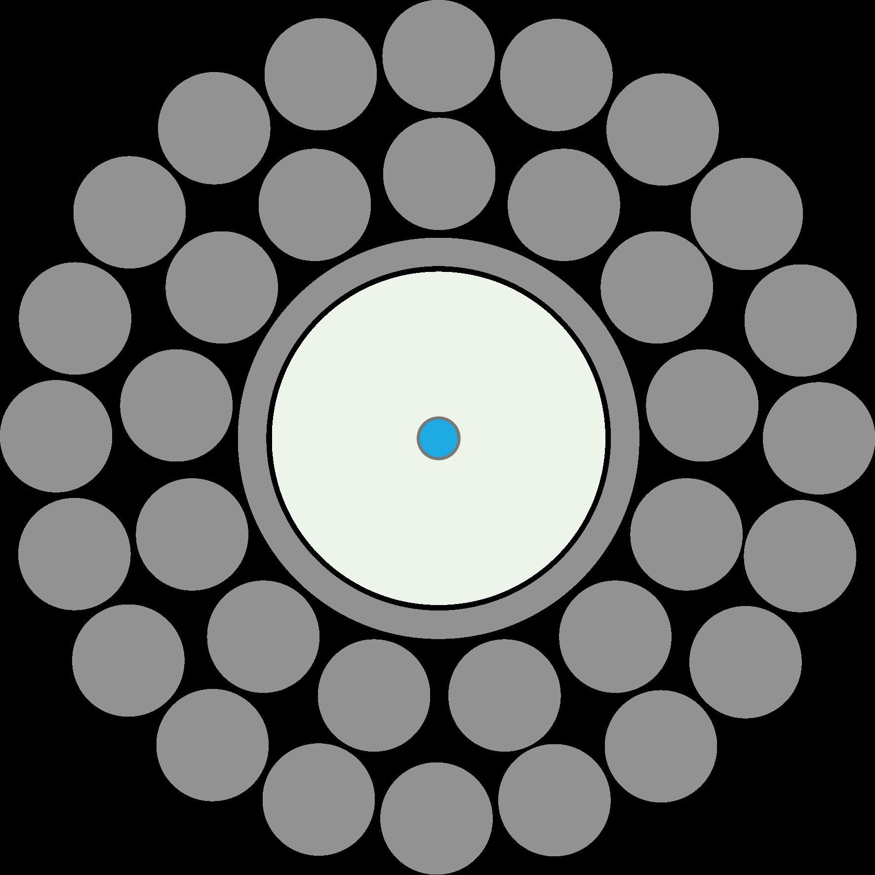 Сечение кабеля SensoWire