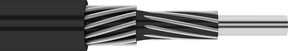 Кабель для капиллярного трубопровода