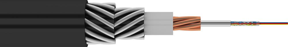 Кабель-датчик SensoCompojack с армированной оболочкой