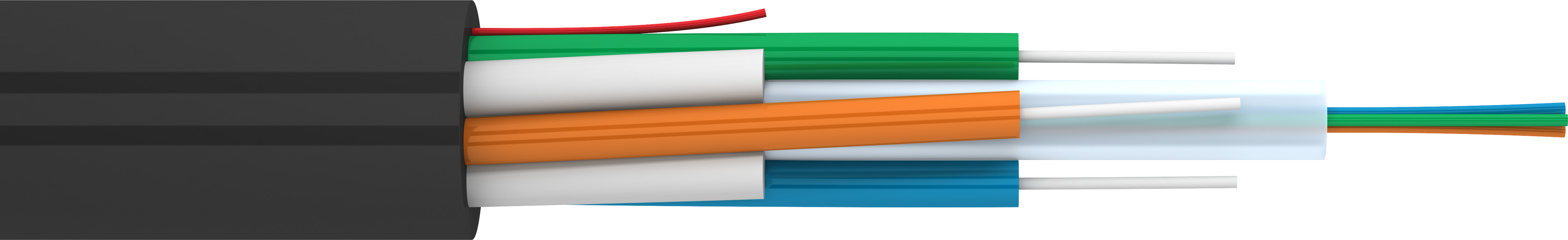 Кабель-датчик мультифункцинальный диэлектрический